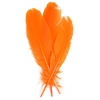 "Turkey Quill 12"" Orange"
